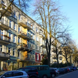 Methfesselstraße - Eimsbüttel, Hambourg, Hamburg, Germany