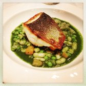 Fillet of Sea Bass.