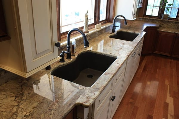 typhoon bordeaux granite counter top yelp