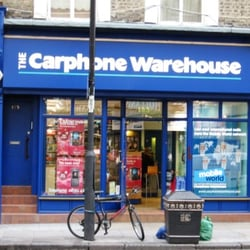 Carphone Warehouse Earls Court Road