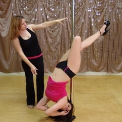 Learn pole dance for fitness and fun door Trina L.