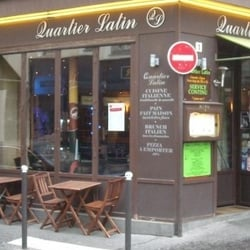 Quartier Latin, Paris