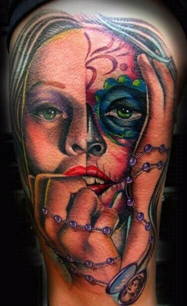 lucky lady tattoo tempe