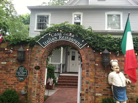 Casa Bella Italian Restaurant Aiken Sc Yelp