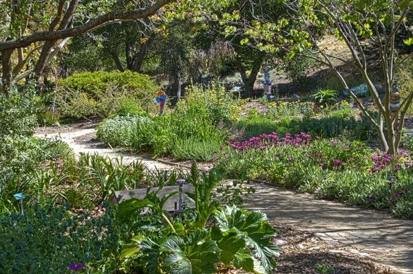 San Luis Obispo Botanical Garden Nurseries Gardening