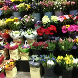 Selection of flowers