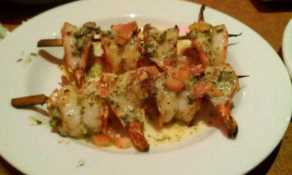 Grilled Shrimp Scampi Skewers...Yummy! | Yelp