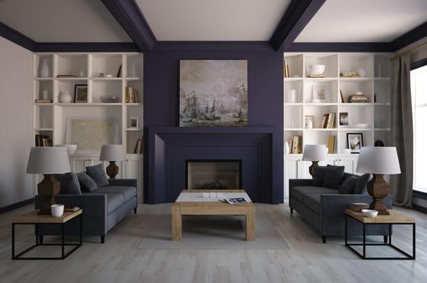 Interior Design, Living Room 2013 | Yelp