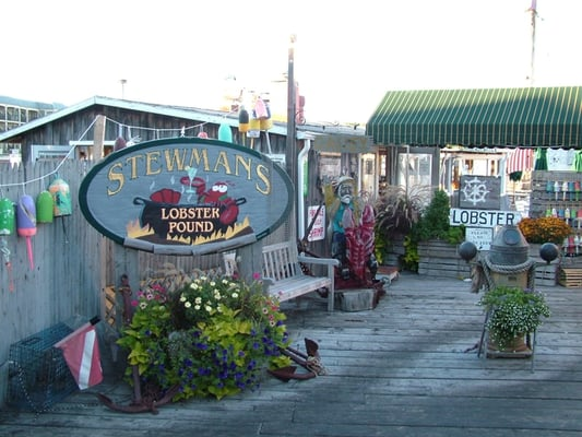 Stewman's Lobster Pound - 122 Photos - Seafood - Bar Harbor, ME - Reviews - Yelp