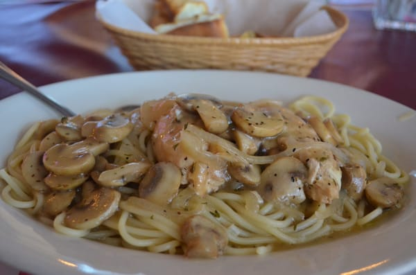 Chicken Rollatini Marsala - rolled chicken filled with ...
