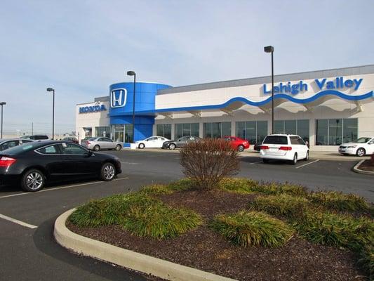 Lehigh valley honda car dealers emmaus pa reviews for Lehigh valley honda