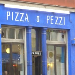 Pizza a Pezzi, Berlin, Germany