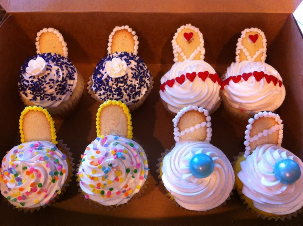 high heel shoe cupcakes yelp