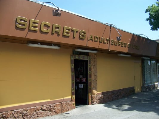 Secrets Adult Super Store
