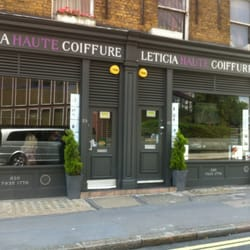 Leticia Haute Coiffure, London