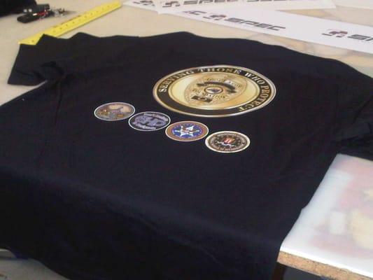 Custom digital print t shirts and heat transfer t shirts for Customized heat transfers for t shirts