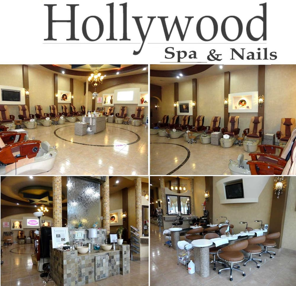 Hollywood Nail And Spa