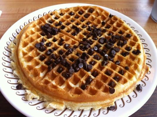 Chocolate Chip Waffle | Yelp
