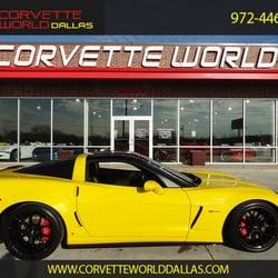 corvette world dallas car dealers carrollton tx united states yelp. Black Bedroom Furniture Sets. Home Design Ideas