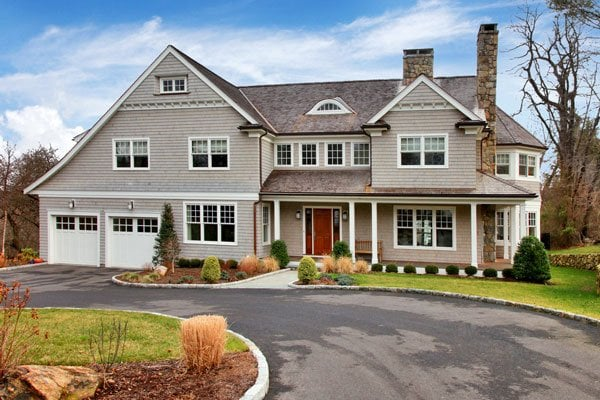Bluewater home builders nantucket style home yelp for Nantucket shingle style