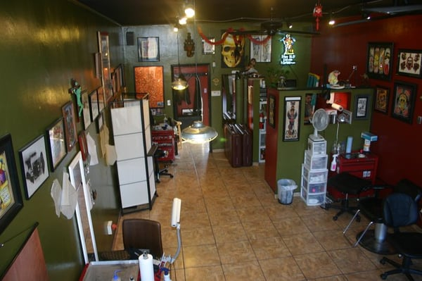 Tried and true tattoo tattoo arroyo grande ca yelp for Local tattoo shops near me