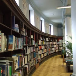 Bethnal Green Library, London