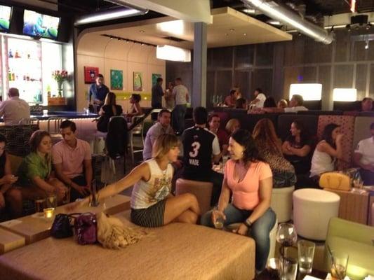 Bar Lounge Mobel ~ Wxyz bar lounge yelp
