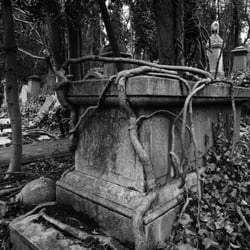 Highgate Cemetery, London