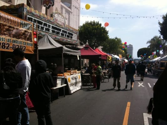San Pedro Farmers Market @ Downtown San Pedro | Los Angeles | California | United States