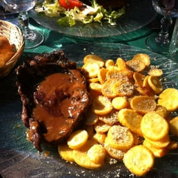 Steak de gigot