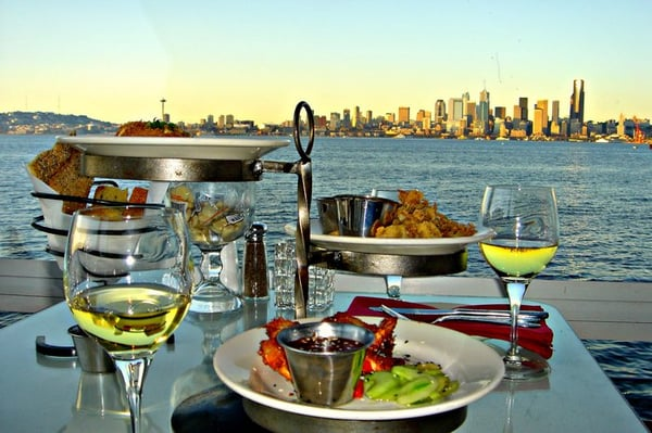 Top Seafood Restaurants Downtown Seattle