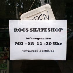 Rocs Skateshop, Berlin