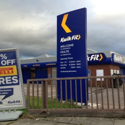 Kwik-Fit, Inverness, Highland