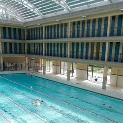 Espace sportif pailleron piscine buttes chaumont for Piscine paris 19eme