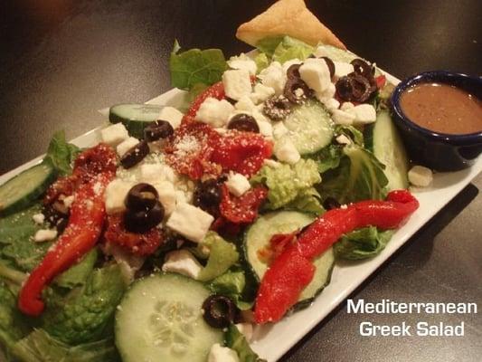 Mediterranean Greek Salad Yelp