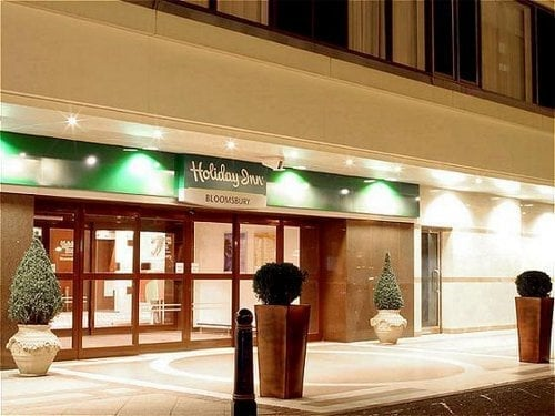 Holiday Inn Hotel London-Bloomsbury