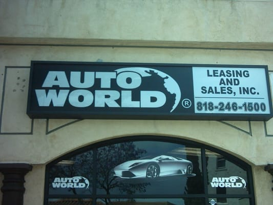 Auto Leasing Auto World Leasing & Sales