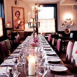 Queens room Private Dining