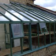 Conservatories restored