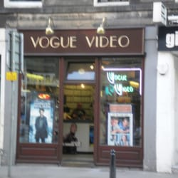 Vogue Video, Edinburgh, UK