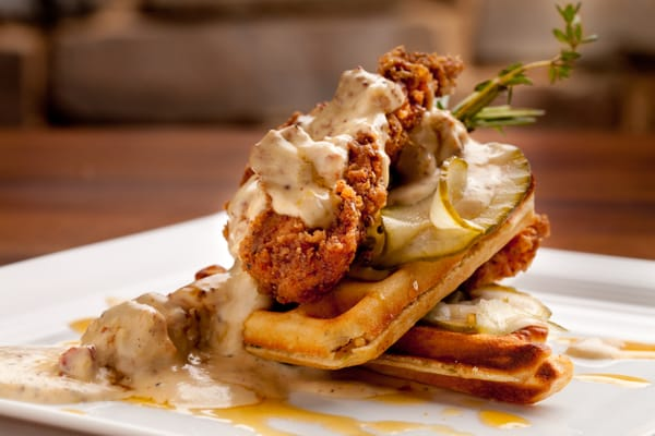 Beta by Sabor - Savory Waffles and Chicken Thighs | Yelp