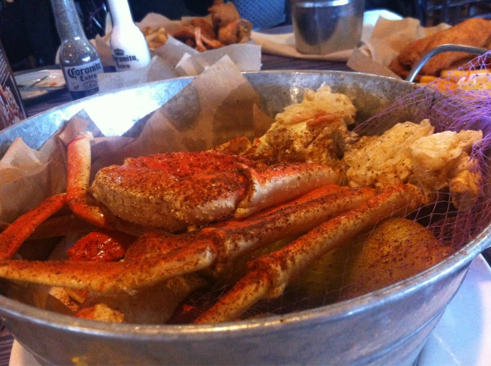 Queen Crab Legs and Old Bay | Yelp