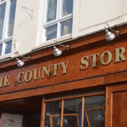 The County Stores, Taunton, Somerset