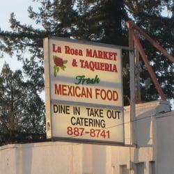La Rosa Market and Taqueria, Forestville, CA, USA