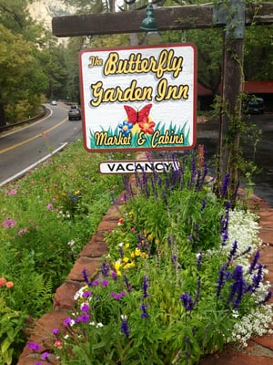 The Butterfly Garden Inn Bed Breakfast Sedona Az Yelp