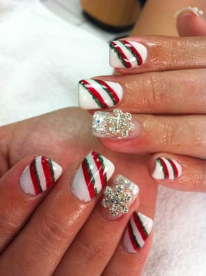 Plans furthermore Watch moreover Swiatecznye Zdobienia Paznokci also Beautiful Nail Art Ideas For Short And Super Nails as well Elegant Heart Nail Art Designs Ideas For Valentines Day 2014. on easy nail designs to do at home