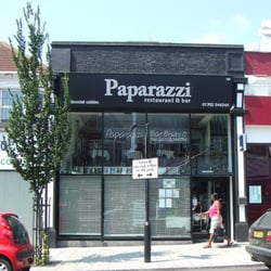 Paparazzi Restaurant Bar, Westcliff-on-Sea, Essex