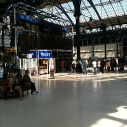 Brighton Train Station, Brighton