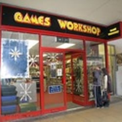 Games Workshop, Crawley, West Sussex
