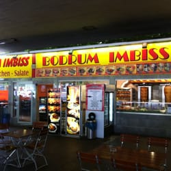 Bodrum Imbiss, Berlin, Germany